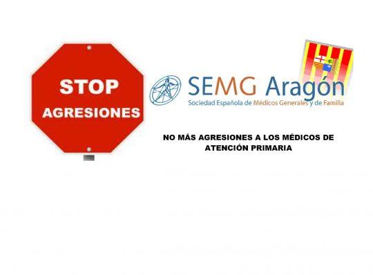 STOP AGRESIONES COMUNICADO CONJUNTO