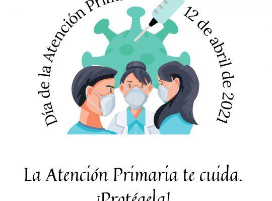 DÍA DE LA ATENCIÓN PRIMARIA- 12 DE ABRIL DE 2021